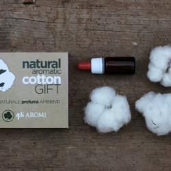 Cotone Naturale Profuma Ambiente